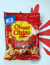 Chupa Chups 99% Fat-Free COLA Lollipops Candy 8 pcs Party pack sweets snacks