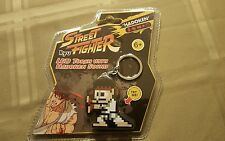 8 Bit Ryu Street Fighter Keychain with LED Light Up Torch Hadoken Sound SOLD OUT