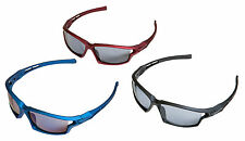 3 x ACCLAIM A1 Running Sports Sunglasses Plastic Frame Polycarbonate Lens & Case
