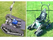 Magic Carpet & Mantis Personal Tracked Vehicle TWIN PACK plans