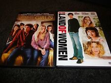 SOME GIRL(S) & IN THE LAND OF WOMEN-2 dvds-ADAM BRODY, MEG RYAN, KRISTEN STEWART