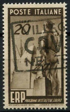 Italy 1949 SG#729, 20L European Recovery Plan Used #D6042