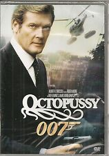 "DVD JAMES BOND ""OCTOPUSSY"" NEUF SOUS BLISTER"