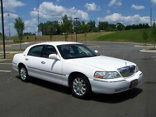 Lincoln: Town Car SIGNATURE