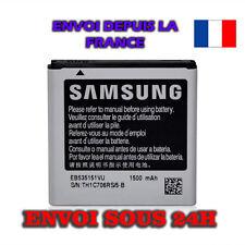 Batterie Compatible Type EB535151VU Li-Ion 1550mAh pour Samsung Galaxy S Advance