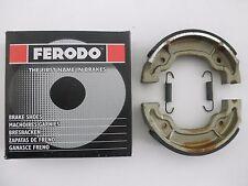 FERODO GANASCE FRENO POSTERIORE per YAMAHA BL 125 BELUGA 1993 1994 1995