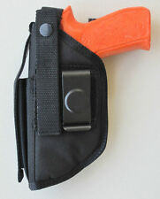 GUN HOLSTER FOR BERETTA 90 TWO WITH LASER RAIL