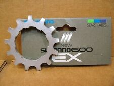 NOS Shimano 600EX 13T UniGlide (UG) Cassette Sprocket with 6-Speed Spacer