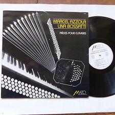 MARCEL AZZOLA   LINA BOSSATTI Pieces pour claviers 10001 mazo