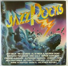 "12"" LP - Various - Jazz Rocks - A4062 - washed & cleaned"