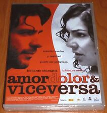 AMOR DOLOR Y VICEVERSA Alfonso Pineda Ulloa - Precintada