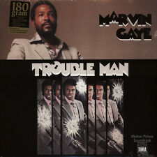 Marvin Gaye - OST Trouble man (Vinyl LP - 1972 - US - Reissue)