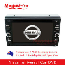 "Android 5.1 6.2"" Car DVD GPS Player  Nissan Patrol Navara X-Trail Pathfind bt"