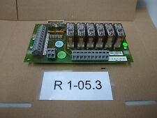 Sigmatek 9324.105.00, Relays Platine für Wittmann Roboter Id-Nr.: 01-790-020