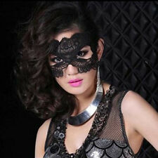 Cool-Black-Sexy-Lady-Catwoman-Batman-Lace-Hollow-Make-up-Party-Fancy-Dress-Mask