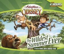Adventures in Odyssey: The Wildest Summer Ever 2 by AIO Team (2012, CD)