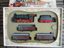 Piko Train set with Steam locomotive G 8.1/BR 55 of the KPEV Prussia Ep. 1 in