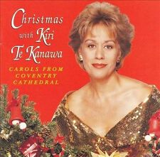 Christmas with Kiri Te Kanawa: Carols from Coventry Cathedral (Cassette) NEW