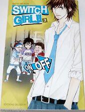 Manga SWITCH GIRL !! tome 3 Delcourt éditions en Français VF très bon état tbe