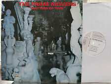 PRIME MOVERS - MATTERS OF TIME   LP   Closer CL 0059