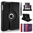 360 Rotating PU Leather Case Cover Stand for APPLE iPad mini 1 2 3 / iPad mini 4