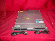 Hp Proliant DL 360 G5 Hewlett Packard Server Chassis No Drives Dual Power Supply