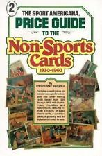 The Sport Americana Price Guide to the Non-Sports Cards 1930-1960: Number 2