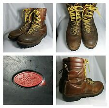 VTG MONTBLANC HIKING BOOTS-MENS MOUNTAIN CLIMBING-LEATHER-INSULATED-STYLE KF-11D