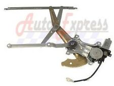 95-98 TOYOTA TERCEL FRONT LEFT WINDOW REGULATOR W/ MOTOR