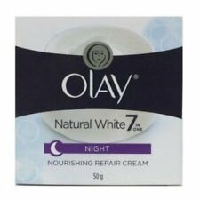 NEW OLAY NATURAL WHITE 7 NIGHT CREAM ALL IN ONE FAIRNESS CREAM WITH VITAMIN B3