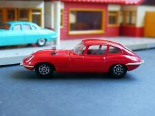 Corgi Toys Whizzwheels 374 Jaguar E Type 4.2 red