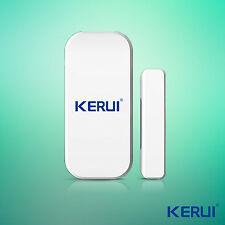 1pcs KERUI D025 Wireless Door Window Detector For 8218G X2 W1 G18 Alarm System