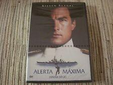 DVD PELICULA ALERTA MAXIMA UNDER SIEGE STEVEN SEAGAL NUEVO PRECINTADO