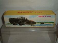 DINKY CAMION AMPHIBIE MILITAIRE DUKW ORIGINAL EMPTY BOX SCROLL DOWN 4 THE PHOTOS