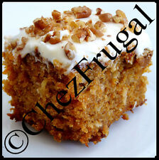 Famous Awrey's Carrot Cake With Cream Cheese Frosting Recipe 99 Cents