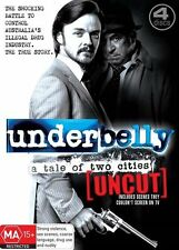 Underbelly: A Tale of Two Cities (Uncut) / 4 DVD NEW
