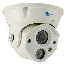 "LineMak Dome camera, 1/3"" Sony CCD Sensor, 700TVL, 6mm lens, 1 LED Array."