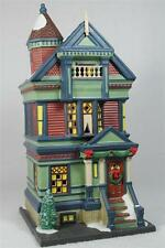 Dept 56 CITC '755 Pacific Heights' LE Historic Districts Series #4036494 NIB!