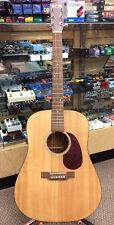 Used Martin Custom D Acoustic Guitar w/ OHSC