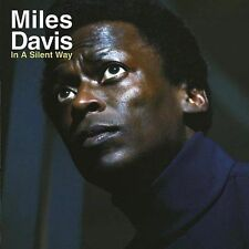 Miles Davis, In a Silent Way, Excellent Original recording reissued, Ori