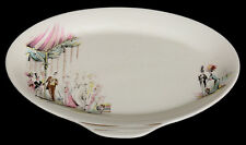 ALFRED MEAKIN VINTAGE MY FAIR LADY SERVING PLATE