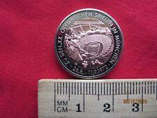 Medaille  Deutschland - zu den XX. Olympischen Spielen in München