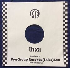 "PYE NIXA 10""/ 78 R.P.M.  REPRODUCTION RECORD COMPANY SLEEVES - (pack of 10)"