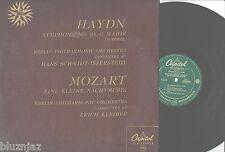 Haydn Sym No. 94 G Major~Mozart Eine Kleine Nachtmusik~H.S.Isserstedt/E. Kleiber