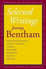 Selected Writings (Rethinking the Western Tradition) by Bentham, Jeremy