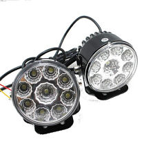 FARETTI FARI SUPPLEMENTARI A LED FORD FOCUS FIESTA KA KUGA B MAX S MONDEO