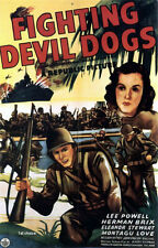 Fighting Devil Dogs - Cliffhanger Movie Serial DVD Lee Powell Herman Brix