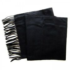 New Atmosphere Luxury Black Scarf ~ Made in Italy of 100% Loro Piana Cashmere