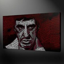 SCARFACE AL PACINO CANVAS WALL ART PICTURES PRINTS 20 x 16 Inch FREE UK P&P