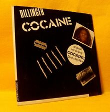 Cardsleeve single CD Dillinger Cocaine (Disco Re-Mix) 3TR 1989 Reggae, Dub